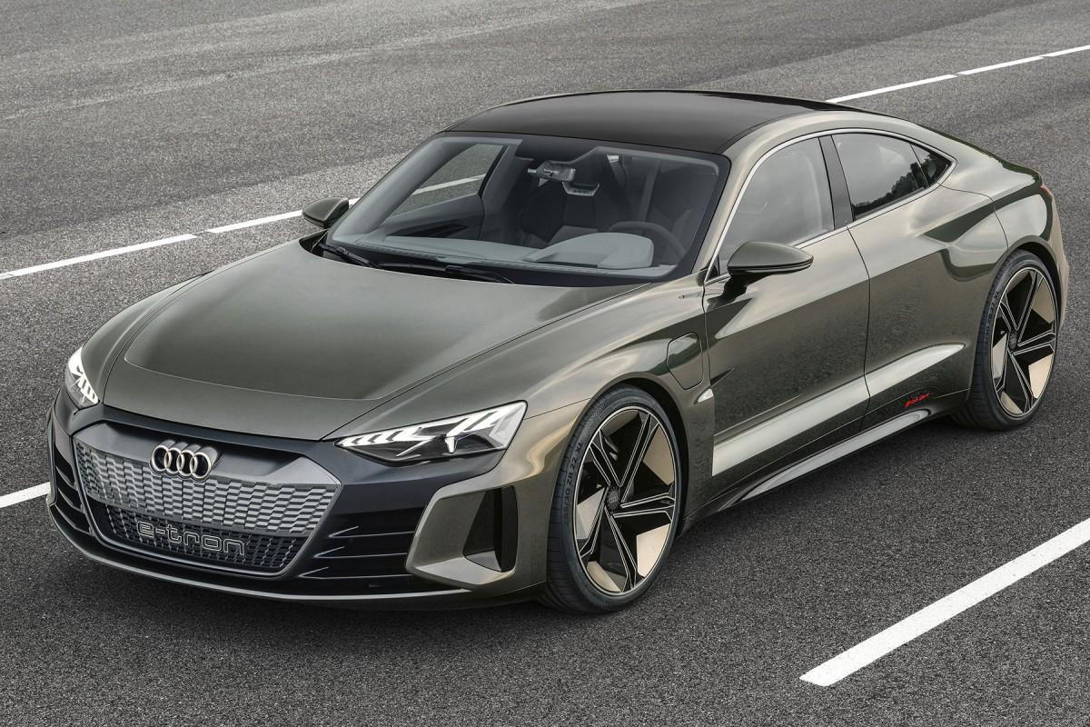 La rivale Audi de la Tesla Model S, c'est elle !