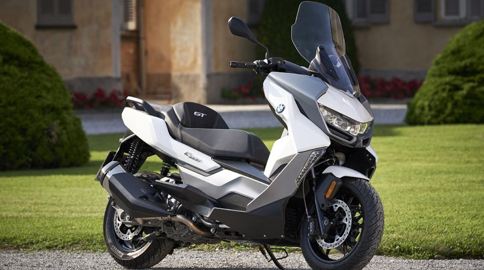 C400 GT : BMW étoffe sa gamme de scooters 2019