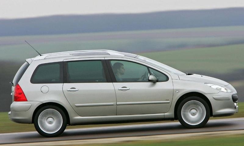 La Peugeot 307 SW : une valeur sûre pour les voyageurs émérites